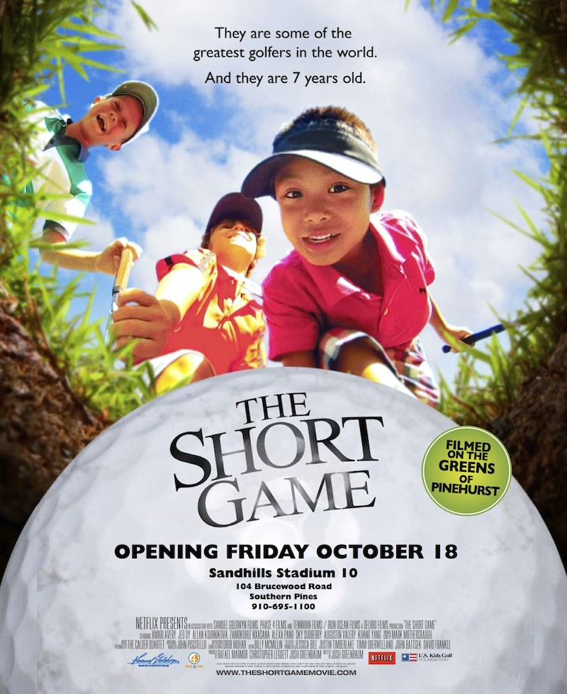 The Short Game : Adrian Rubin
