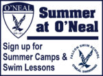 The O'Neal School Swim Lessons