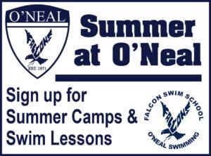 The O'Neal School Swim Lessons