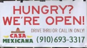 mexican restaurant Pinehurst nc