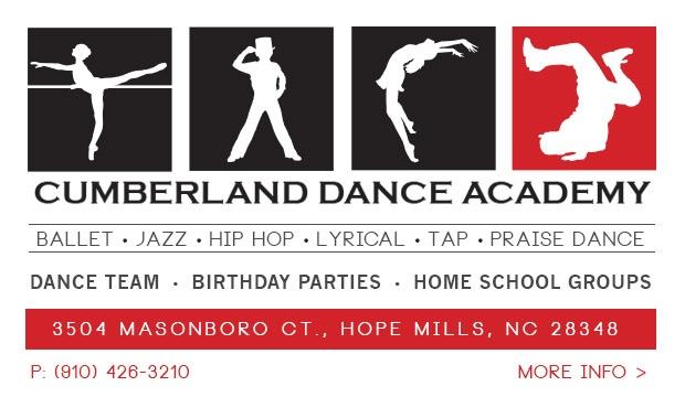 Cumberland dance academy hen school dance