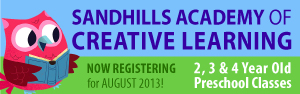 Sandhills Academy of Creative learning